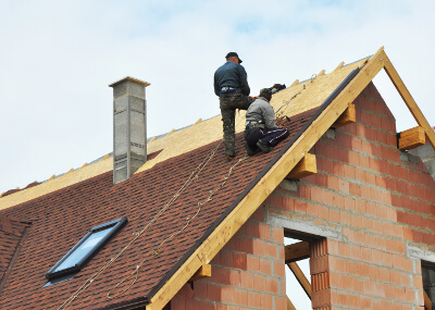 Roof Installation in Lake Orion MI | Clarkston Roofing Professionals - install2